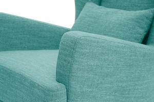 Кресло Адам люкс Orion Blue Текстура ткани