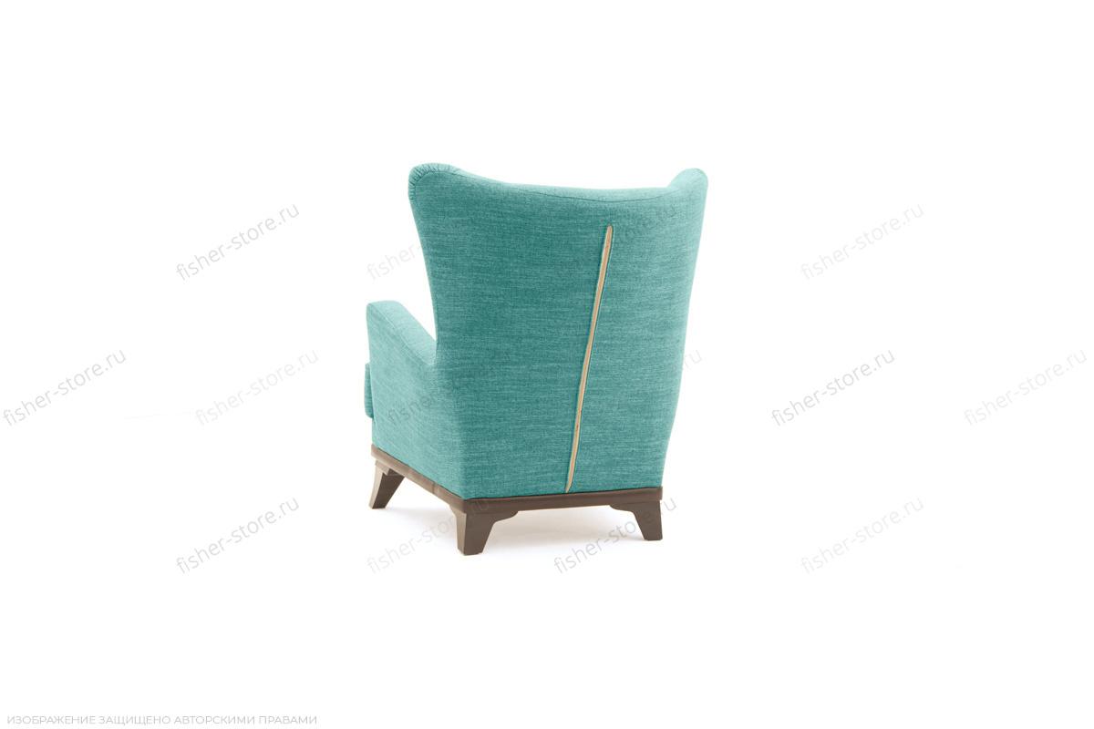 Кресло Адам люкс Orion Blue Вид сзади
