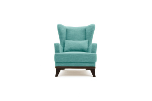 Кресло Адам люкс Orion Blue Вид спереди