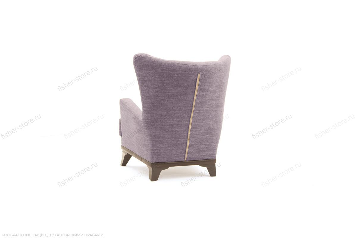 Кресло Адам люкс Orion Lilac Вид сзади