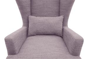 Кресло Адам люкс Orion Lilac Подушки