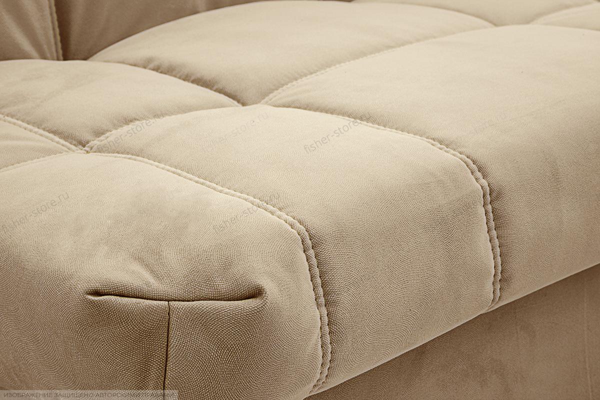 Прямой диван Виа Maserati Beight Текстура ткани