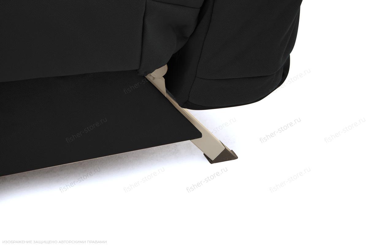 Двуспальный диван Виа Maserati Black Ножки