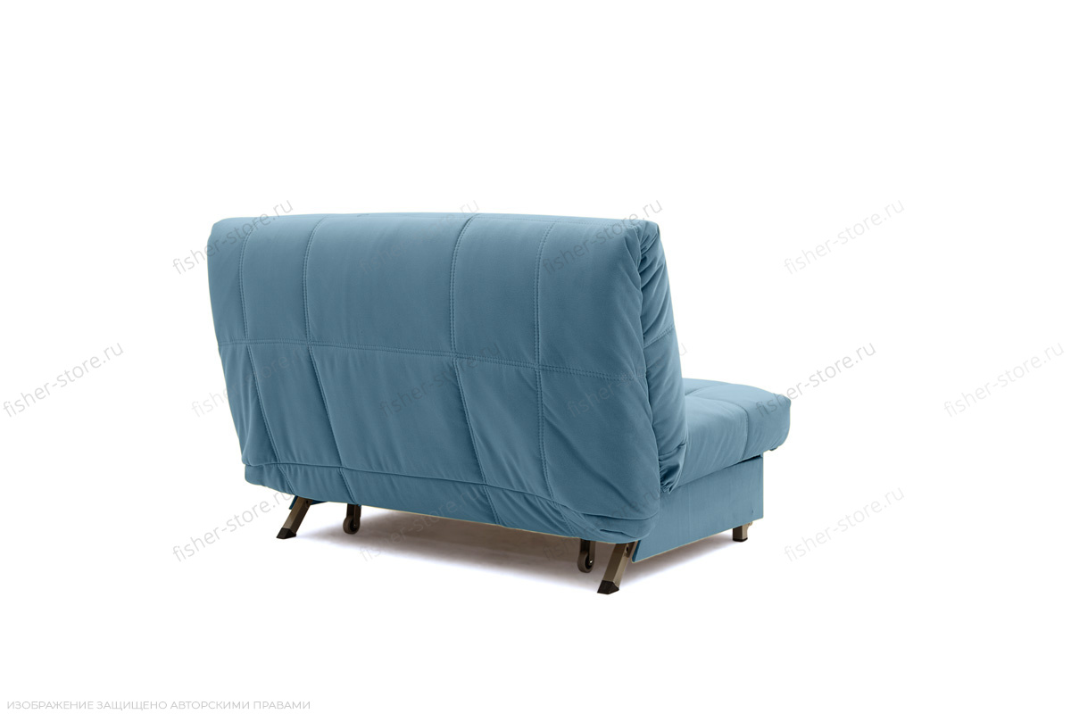 Прямой диван Виа Maserati Blue Вид сзади
