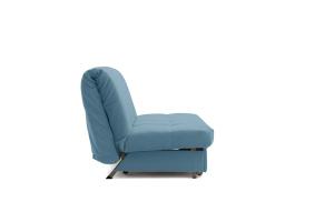 Прямой диван Виа Maserati Blue Вид сбоку
