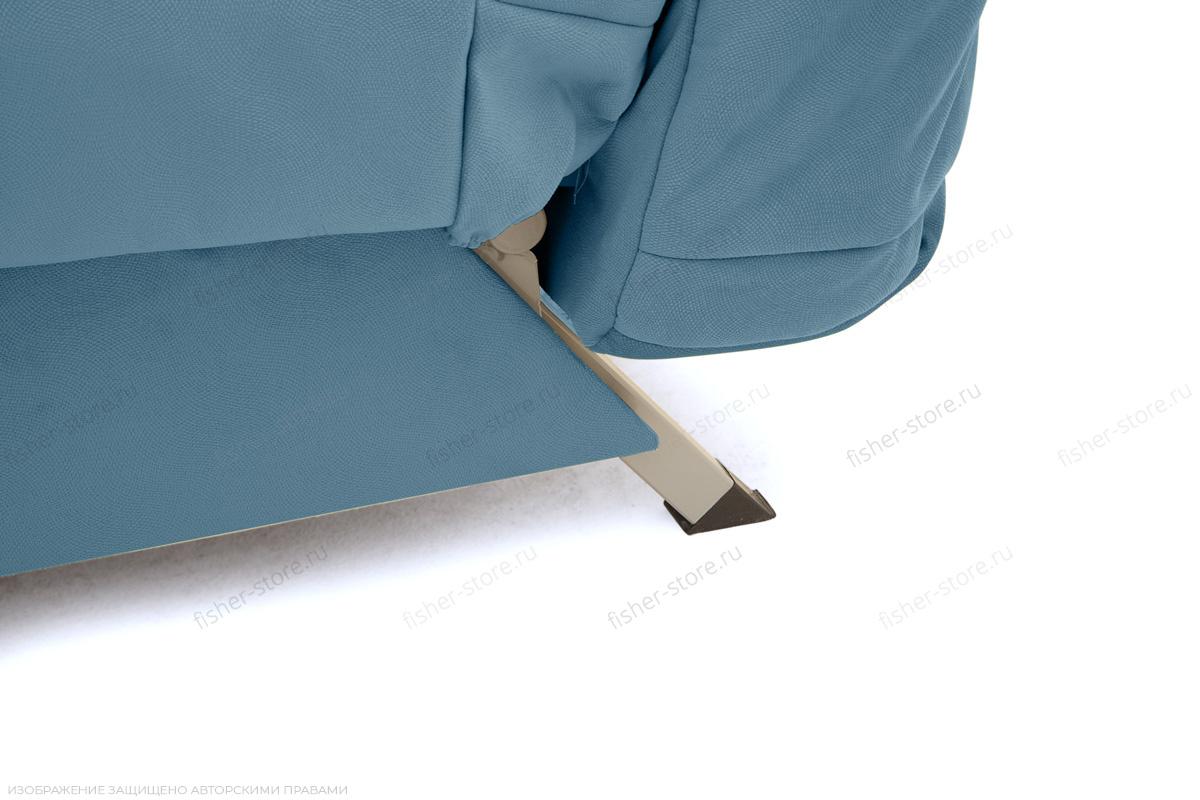 Прямой диван Виа Maserati Blue Ножки