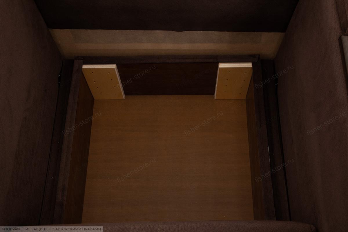 Двуспальный диван Бест Amigo Brown + Amigo Latte Ящик для белья
