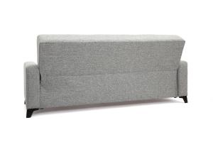 Прямой диван Плаза с опорой №4 Big Grey Вид сзади