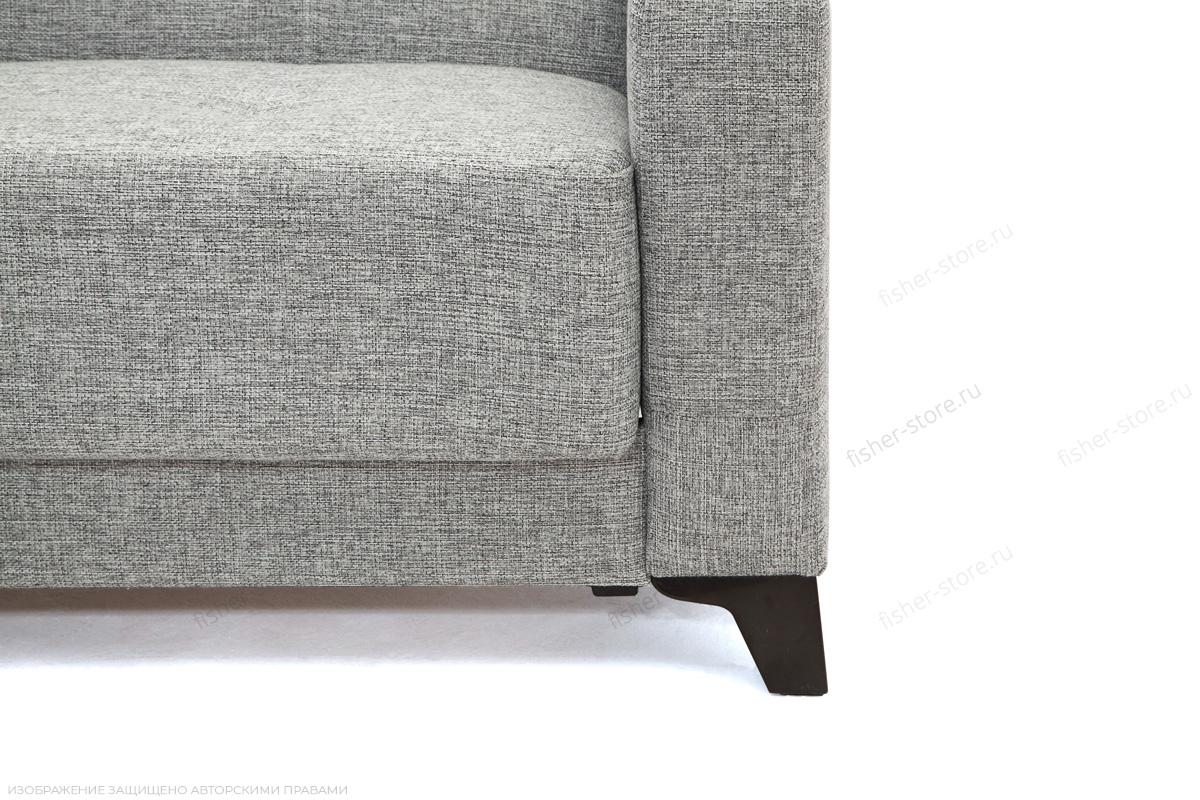 Прямой диван Плаза с опорой №4 Big Grey Ножки