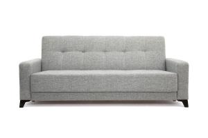 Прямой диван Плаза с опорой №4 Big Grey Вид спереди