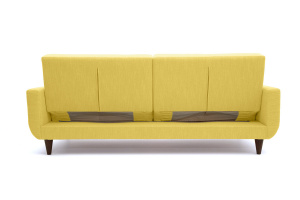Прямой диван Роял Orion Mustard Вид сзади