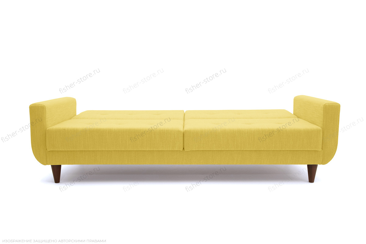 Прямой диван Роял Orion Mustard Спальное место