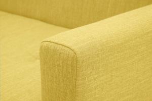 Прямой диван Роял Orion Mustard Подлокотник