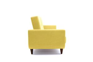 Прямой диван Роял Orion Mustard Вид сбоку