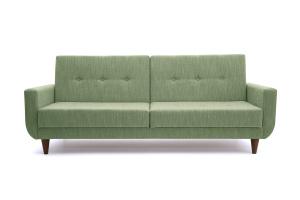Прямой диван Роял Orion Green Вид спереди