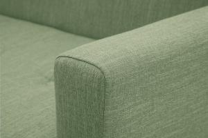 Прямой диван Роял Orion Green Текстура ткани
