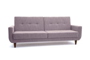 Прямой диван Роял Orion Lilac Вид по диагонали