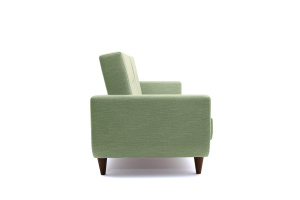 Прямой диван Роял Orion Green Вид сбоку
