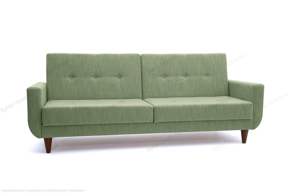 Прямой диван Роял Orion Green Вид по диагонали