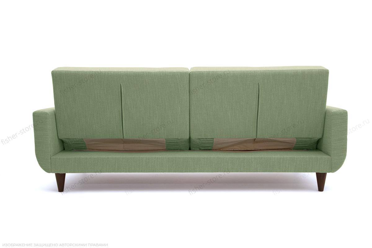 Прямой диван Роял Orion Green Вид сзади