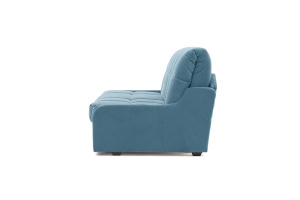 Прямой диван Виа-8 Maserati Blue Вид сбоку