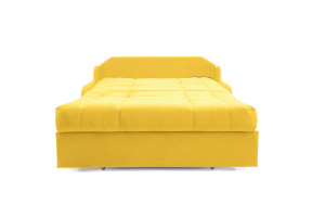 Прямой диван Виа-8 Maserati Yellow Спальное место