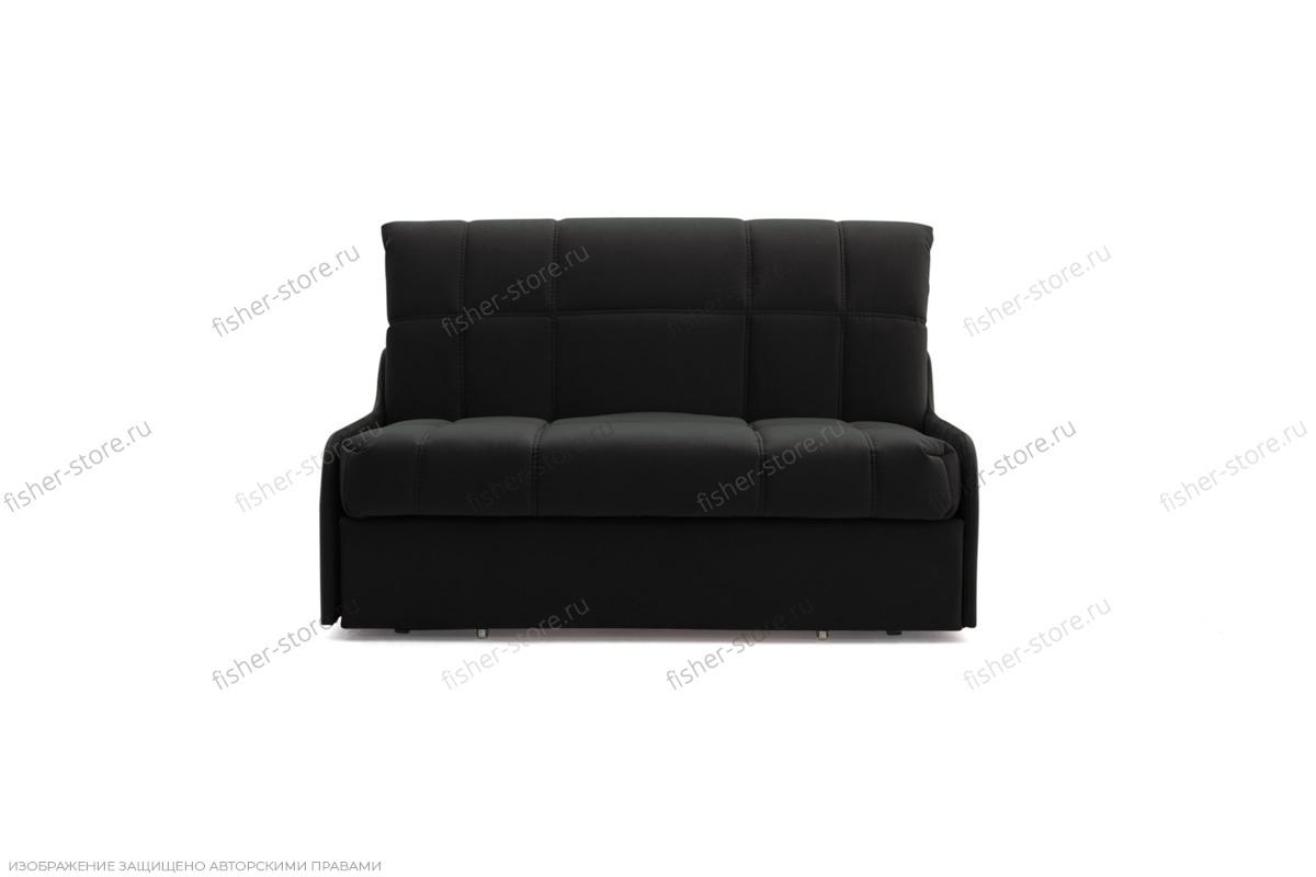 Прямой диван Виа-8 Maserati Black Вид спереди