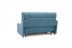 Прямой диван Виа-8 Maserati Blue Вид сзади