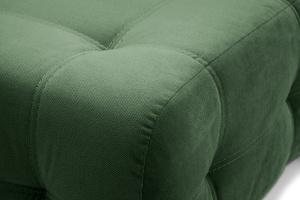 Прямой диван Фокс Amigo Green Текстура ткани