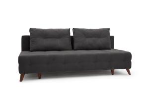 Двуспальный диван Фокс Amigo Grafit Вид по диагонали