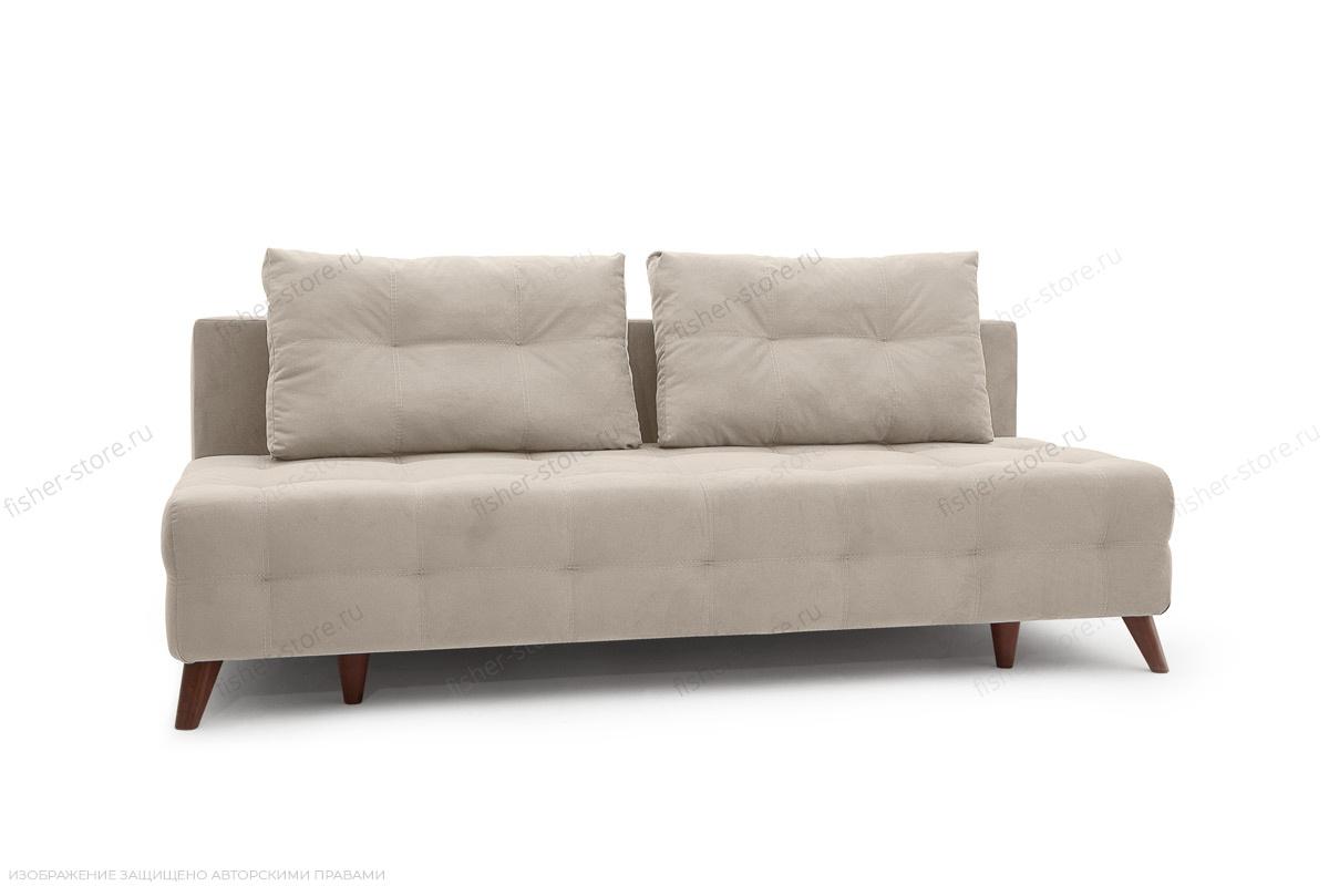 Прямой диван Фокс Amigo Cream Вид по диагонали