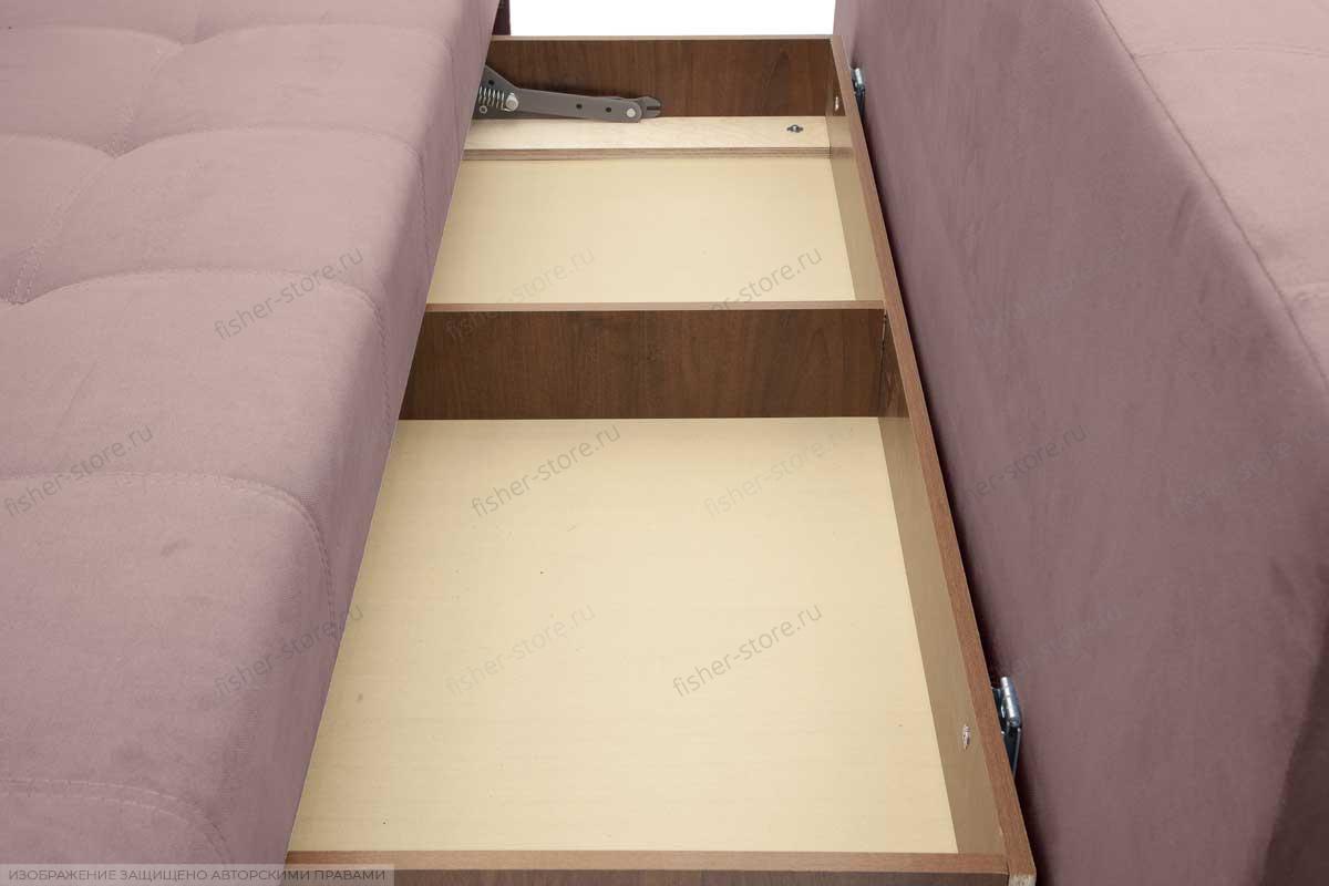 Прямой диван Фокс Amigo Java Ящик для белья