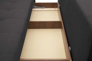 Двуспальный диван Фокс Amigo Grafit Ящик для белья