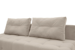 Прямой диван Фокс Amigo Cream Подушки