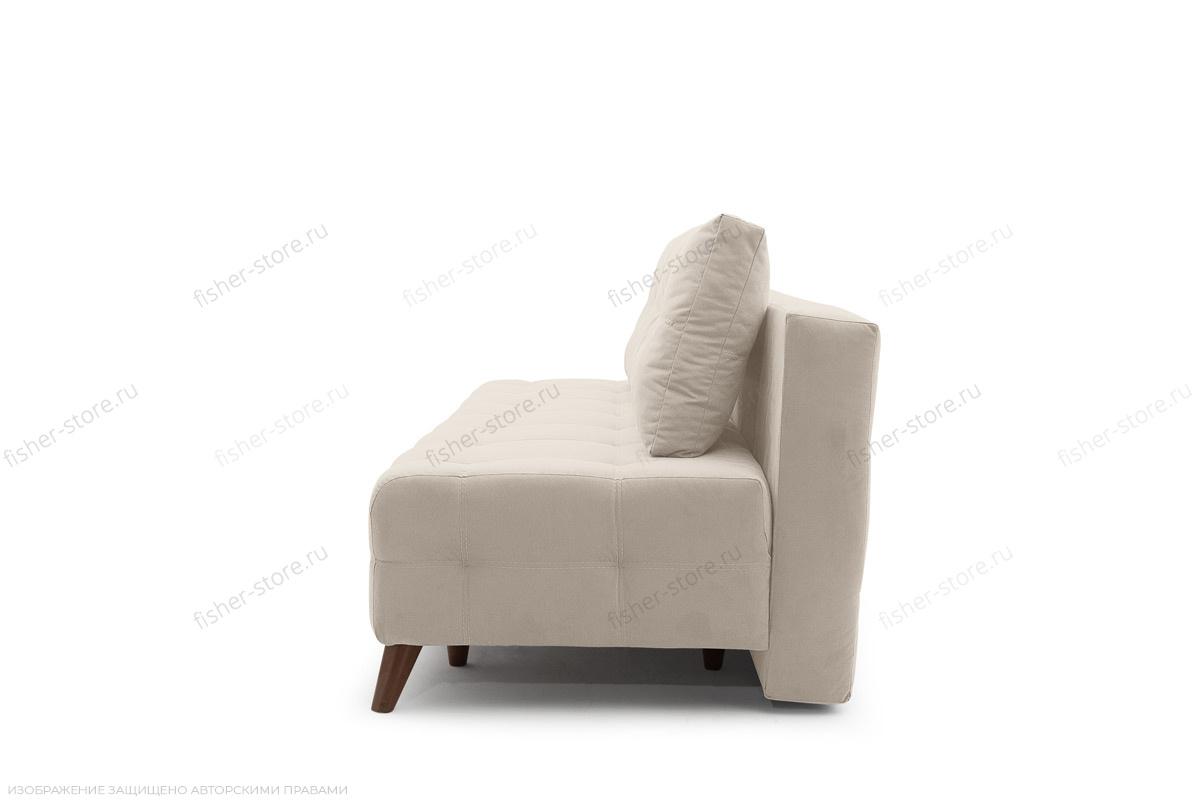 Прямой диван Фокс Amigo Cream Вид сбоку