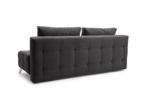 Двуспальный диван Фокс Amigo Grafit Вид сзади