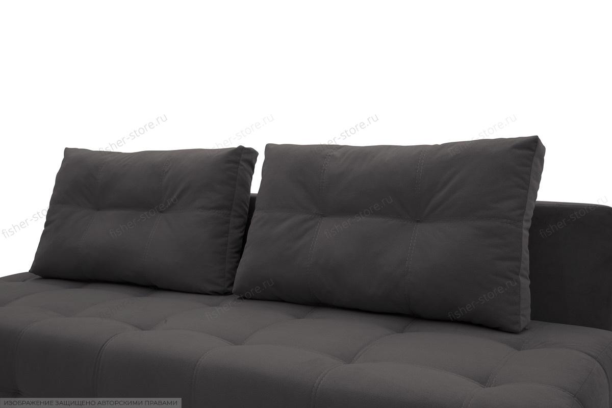 Двуспальный диван Фокс Amigo Grafit Подушки