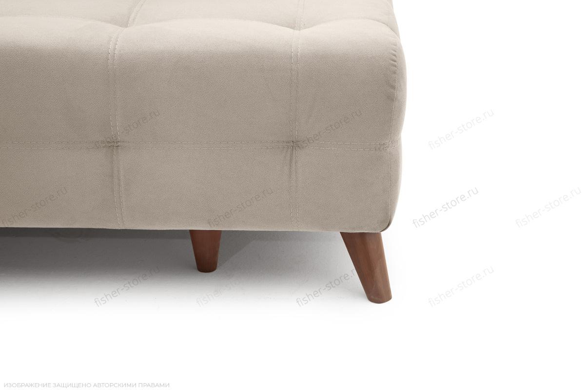 Прямой диван Фокс Amigo Cream Ножки