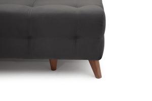 Двуспальный диван Фокс Amigo Grafit Ножки