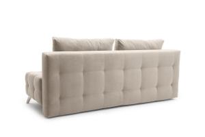 Прямой диван Фокс Amigo Cream Вид сзади