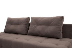 Прямой диван Фокс Amigo Chocolate Подушки