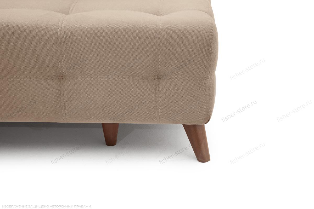 Прямой диван Фокс Amigo Latte Ножки