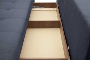 Прямой диван Фокс Amigo Navy Ящик для белья
