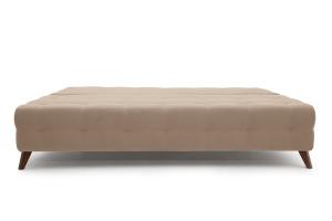 Прямой диван Фокс Amigo Latte Спальное место