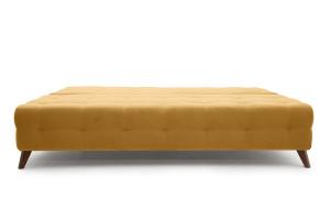 Прямой диван Фокс Amigo Yellow Спальное место