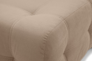 Прямой диван Фокс Amigo Latte Текстура ткани
