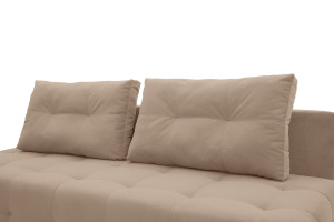 Прямой диван Фокс Amigo Latte Подушки