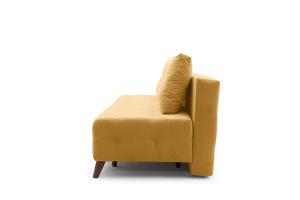Прямой диван Фокс Amigo Yellow Вид сбоку