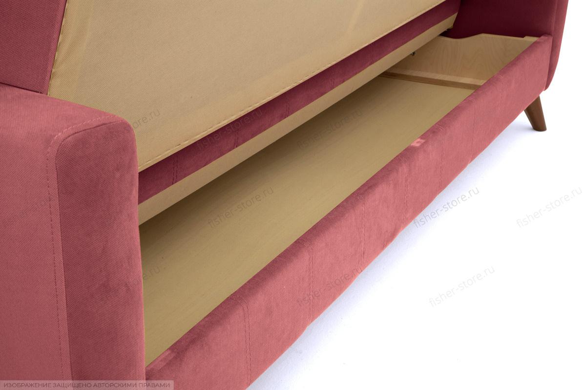 Прямой диван Оскар-2 с опорой №12 Amigo Berry Ящик для белья