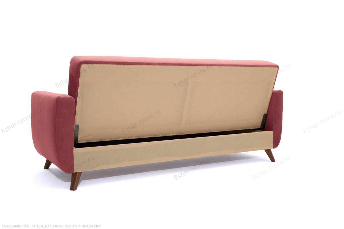 Прямой диван Оскар-2 с опорой №12 Amigo Berry Вид сзади